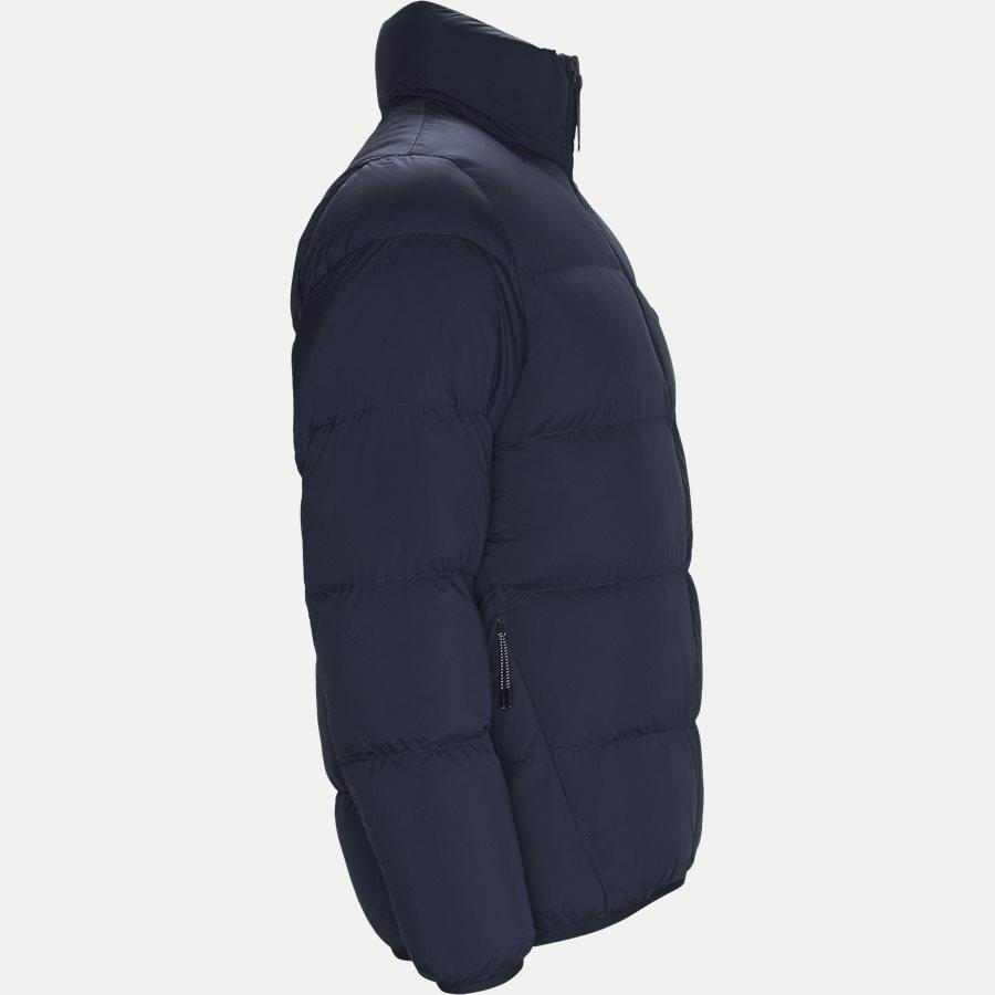 BH9380 - Motion Cancealed Hood Quiltet Jacket - Jakker - Regular - NAVY - 4