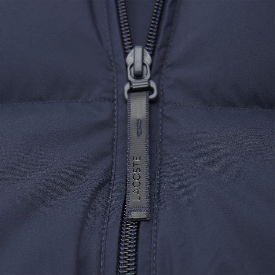 BH9380 - Motion Cancealed Hood Quiltet Jacket - Jakker - Regular - NAVY - 7
