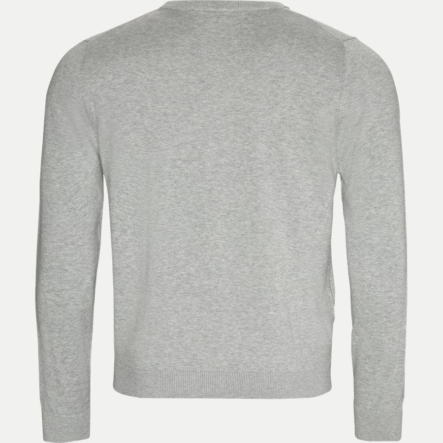 AH7004.. - Crew Neck Strik - Strik - Regular - L.GREY - 2
