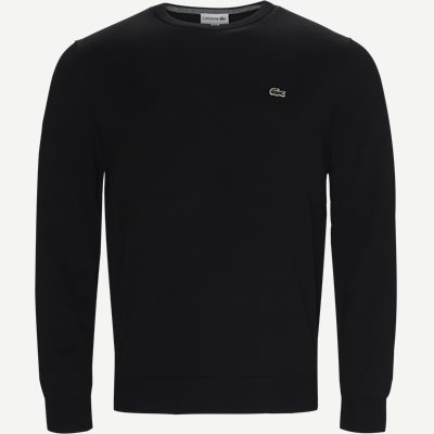 Crew Neck Strik Regular | Crew Neck Strik | Sort