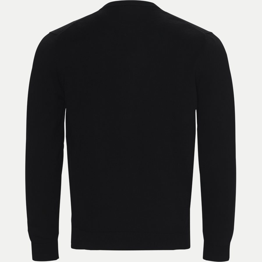AH7004.. - Crew Neck Strik - Strik - Regular - SORT - 2