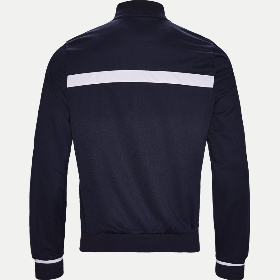 SH9504 - Colorblock Zip Pique Tennis Sweatshirt - Sweatshirts - Regular - NAVY - 2