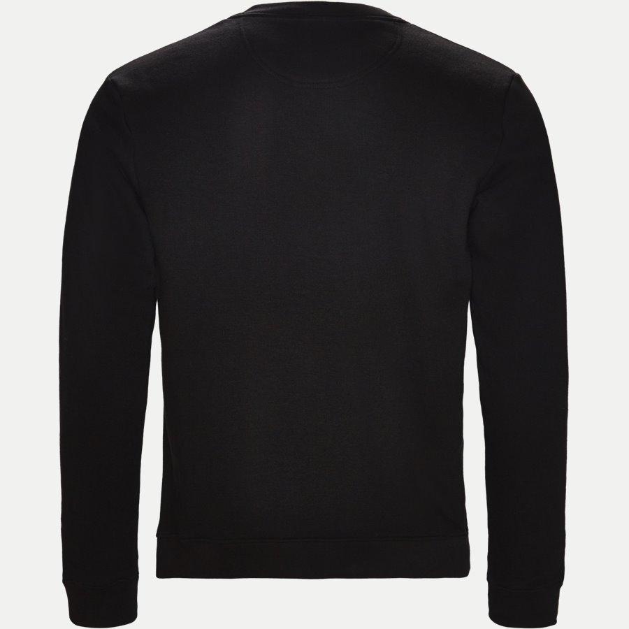 SH0605 - Sport Logo Sweatshirt - Sweatshirts - Regular - SORT - 2