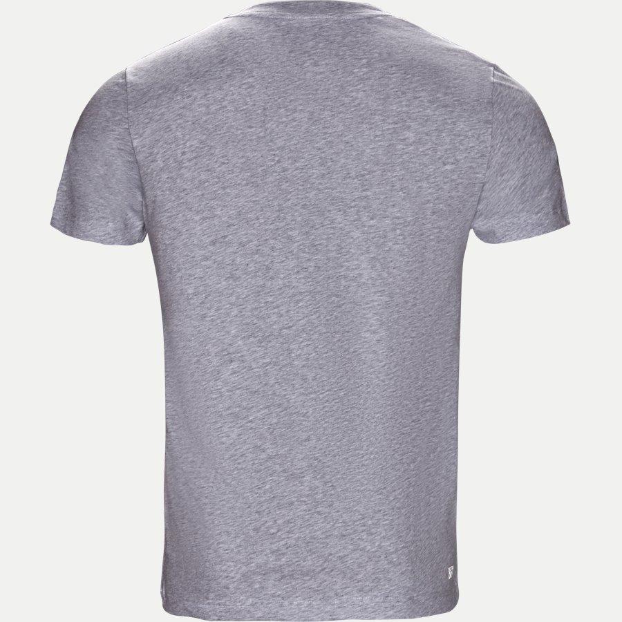 TH9462 - Crew Neck Lettering Jersey - T-shirts - Regular - GRÅ - 2