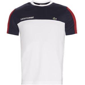 Roberts Pique Skjorte T-shirt Regular | Roberts Pique Skjorte T-shirt | Hvid