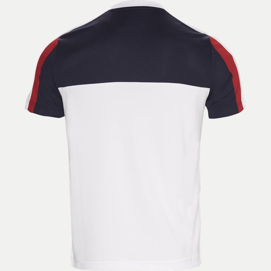 TH9472 - Roberts Pique Skjorte T-shirt - T-shirts - Regular - HVID - 2
