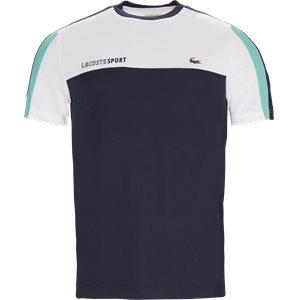 Roberts Pique Skjorte T-shirt Regular | Roberts Pique Skjorte T-shirt | Blå