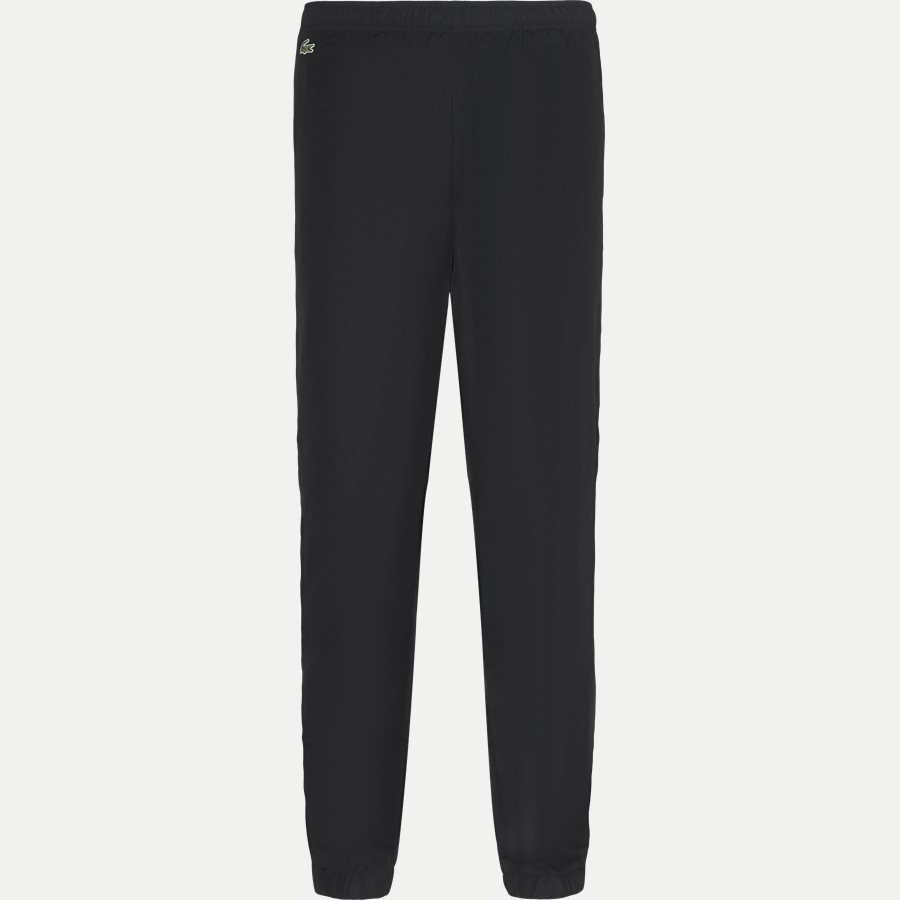 WH9538 - Colored Bands Taffeta Tennis Tracksuit - Sweatshirts - Regular - SORT - 6