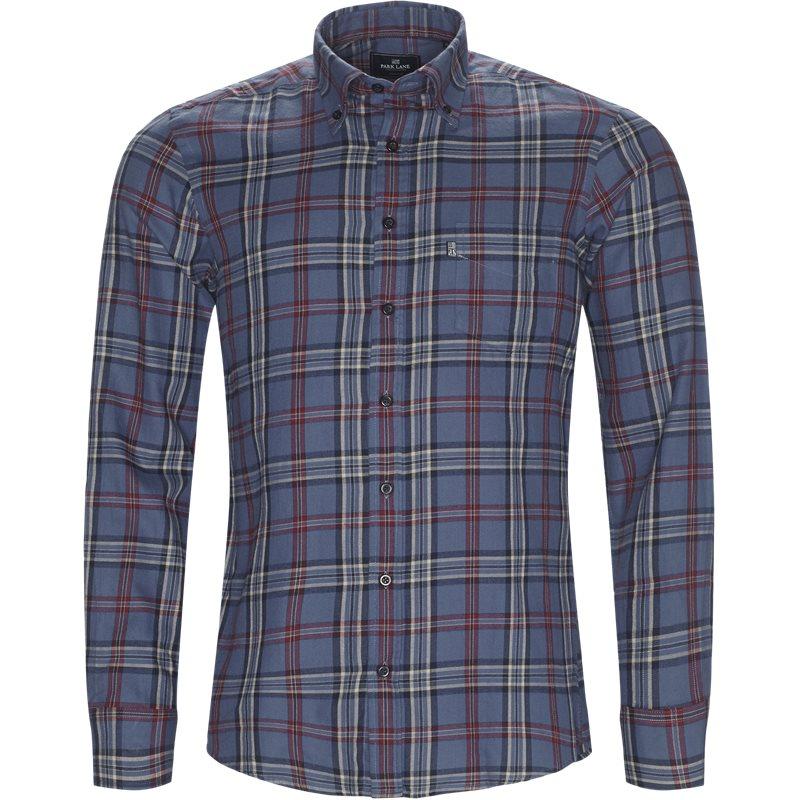 park lane Park lane - button-down skjorte på kaufmann.dk