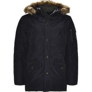 Vinterjakke Regular | Vinterjakke | Blå