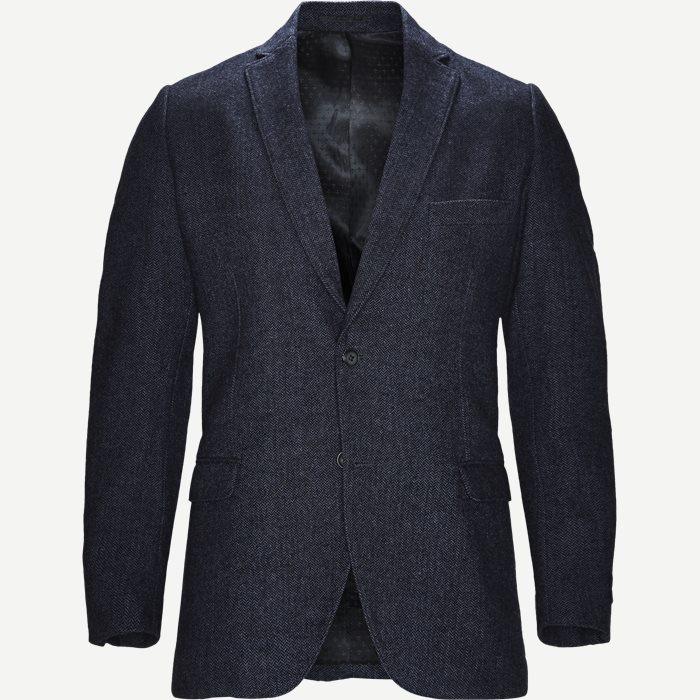 Blazer - Regular - Blau