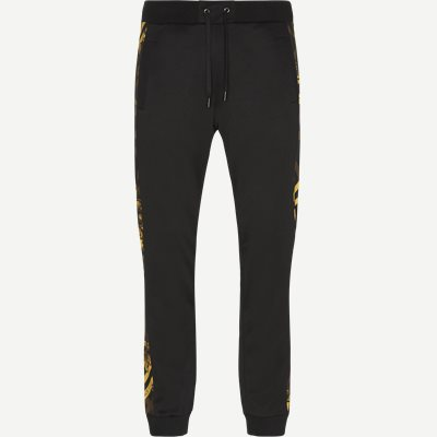 Enna Trackpants Slim | Enna Trackpants | Sort