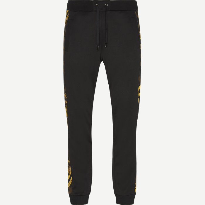 Enna Trackpants - Bukser - Slim - Sort