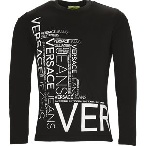 Long Sleeve T-shirt Regular | Long Sleeve T-shirt | Sort