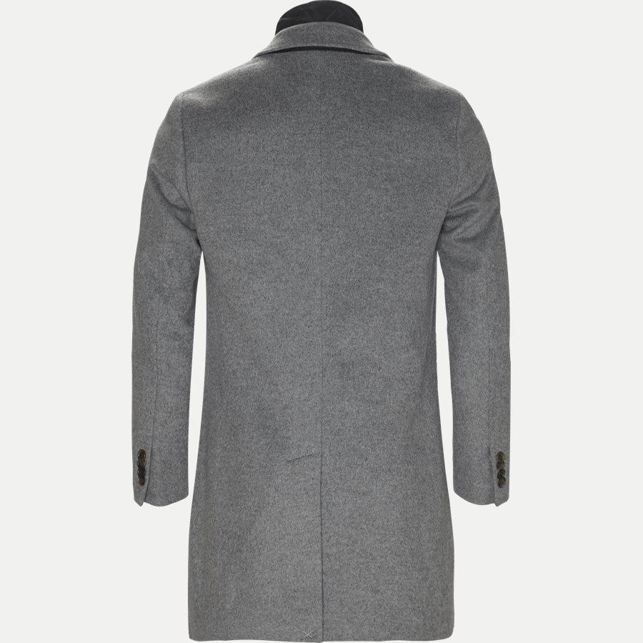CASHMERE. COAT SULTAN TECH - Cashmere Sultan Tech Coat - Jakker - Modern fit - GRÅ - 2