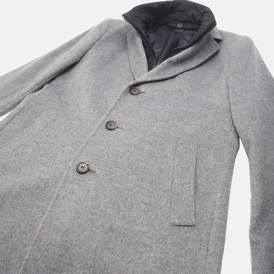 CASHMERE. COAT SULTAN TECH - Cashmere Sultan Tech Coat - Jakker - Modern fit - GRÅ - 5
