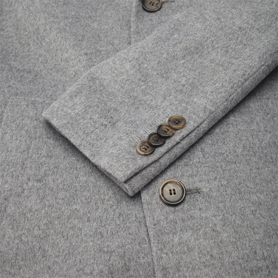 CASHMERE. COAT SULTAN TECH - Cashmere Sultan Tech Coat - Jakker - Modern fit - GRÅ - 6