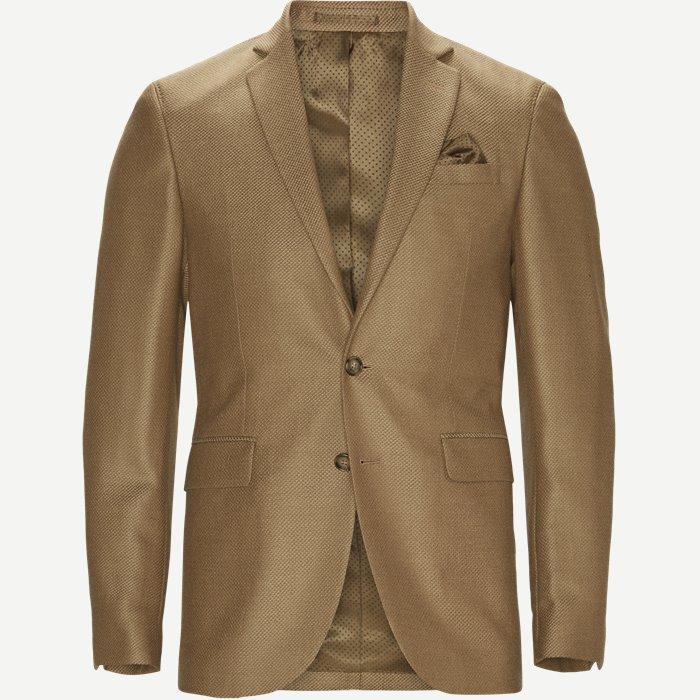 Panama Star/Sherman Blazer - Blazer - Brun