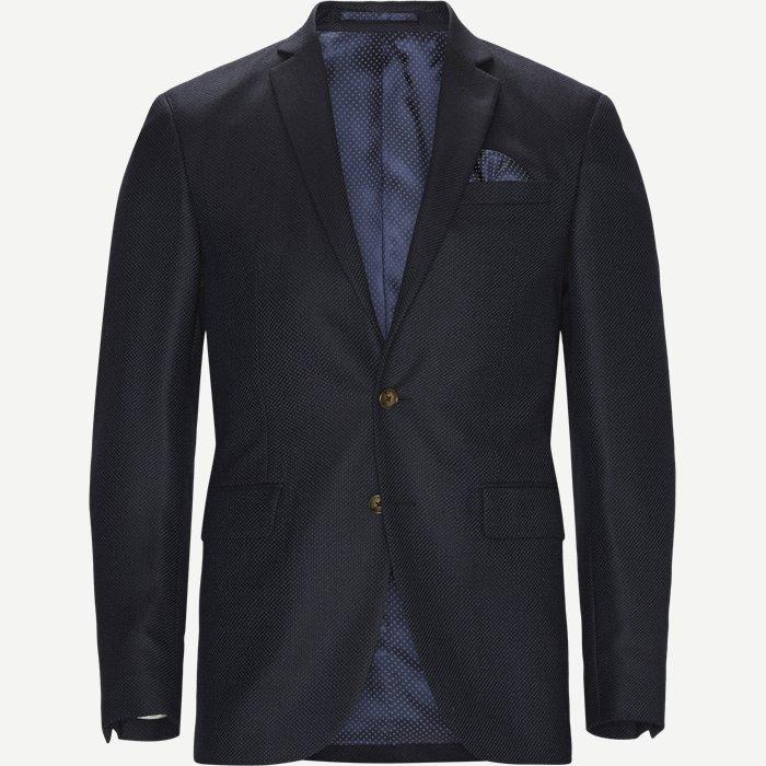 6135 Panama Star/Sherman Blazer - Blazer - Blå