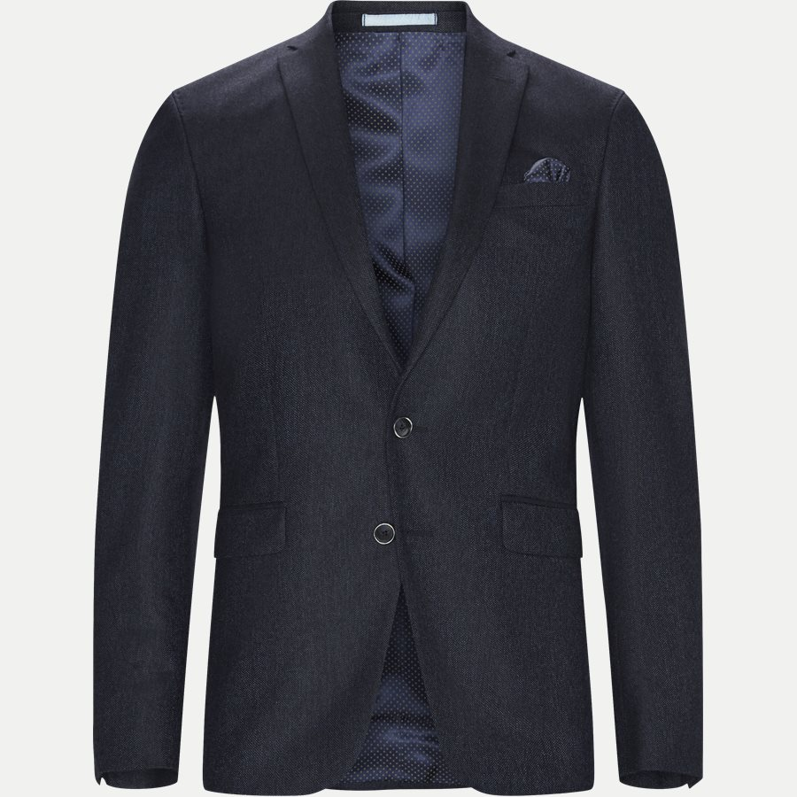 6135 STAR/SHERMAN. - 6135 Star/Sherman Blazer - Blazer - NAVY - 1