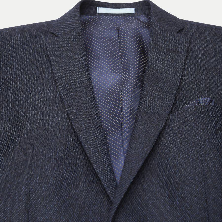 6135 STAR/SHERMAN. - 6135 Star/Sherman Blazer - Blazer - NAVY - 3