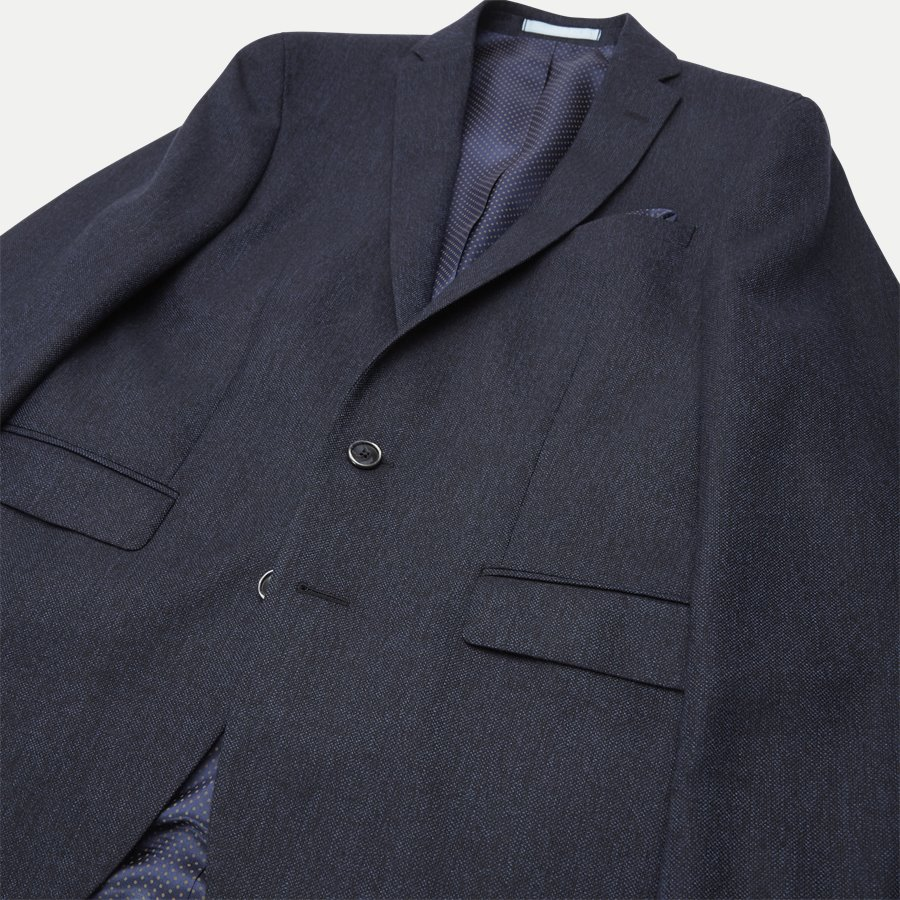 6135 STAR/SHERMAN. - 6135 Star/Sherman Blazer - Blazer - NAVY - 6