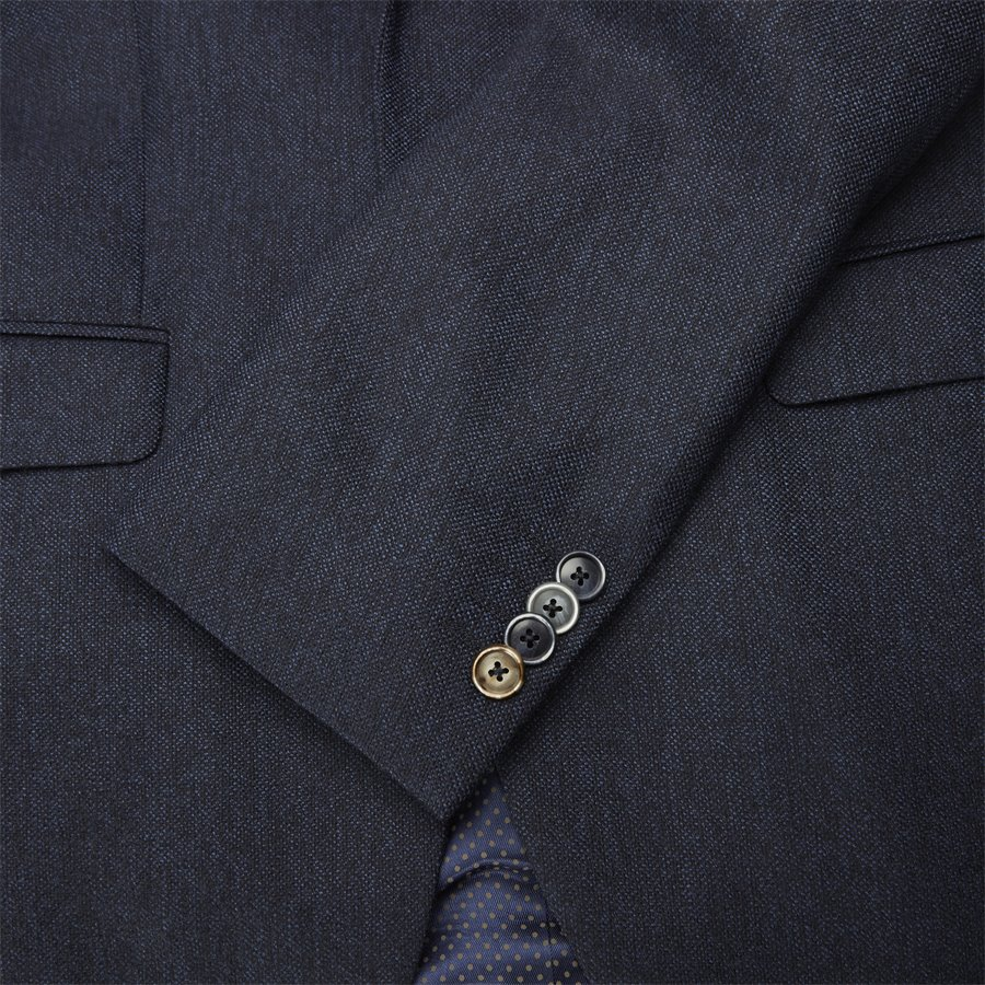6135 STAR/SHERMAN. - 6135 Star/Sherman Blazer - Blazer - NAVY - 7