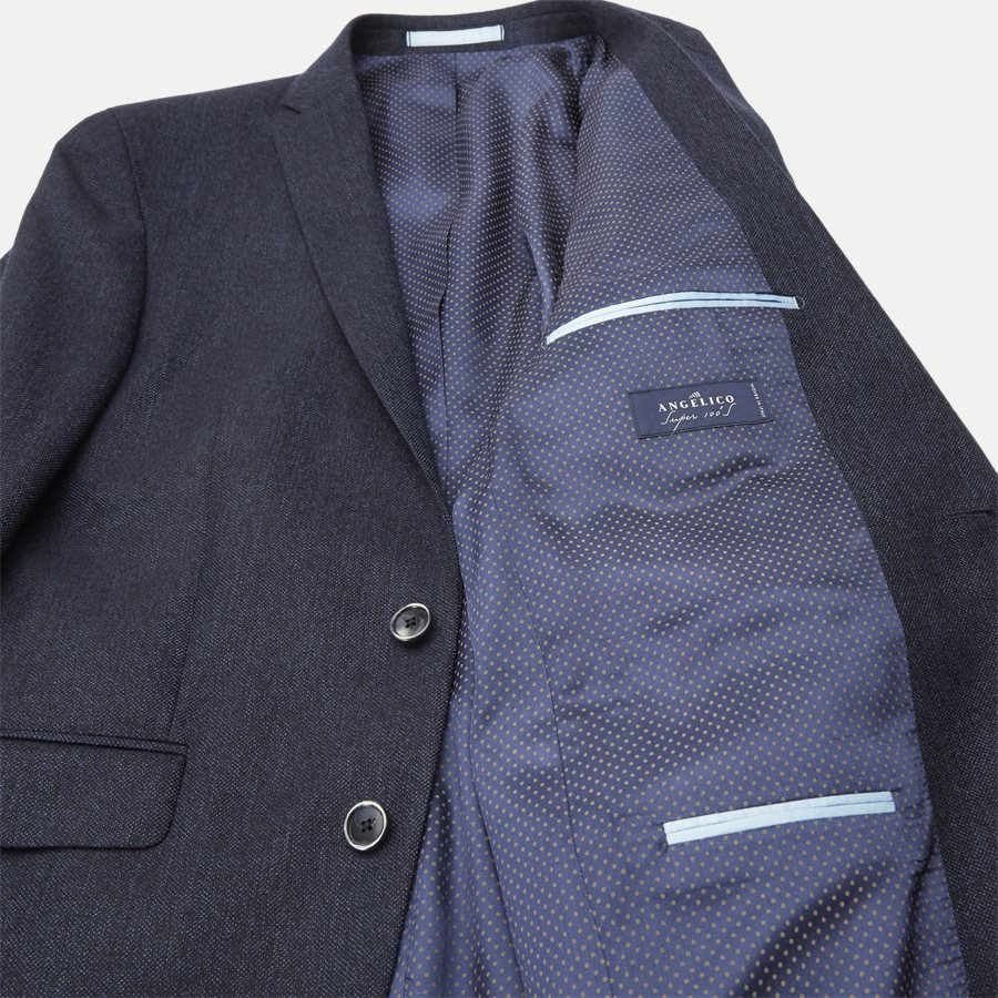 6135 STAR/SHERMAN. - Star/Sherman Blazer - Blazer - NAVY - 8