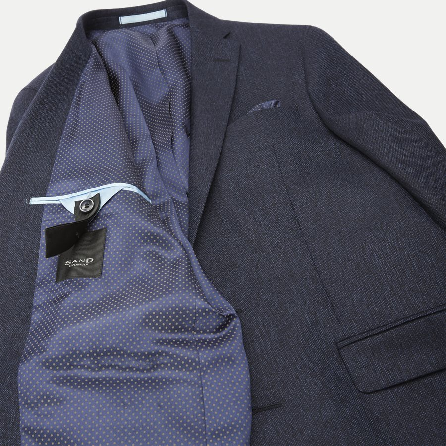 6135 STAR/SHERMAN. - Star/Sherman Blazer - Blazer - NAVY - 9