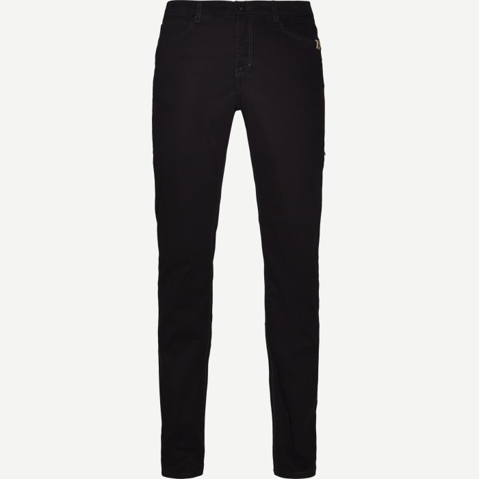 Suede Touch Burton Jeans - Jeans - Regular - Sort