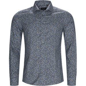 8012 Iver/State Skjorte 8012 Iver/State Skjorte | Blå