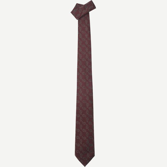 Slips 7,5 cm. - Slips - Bordeaux