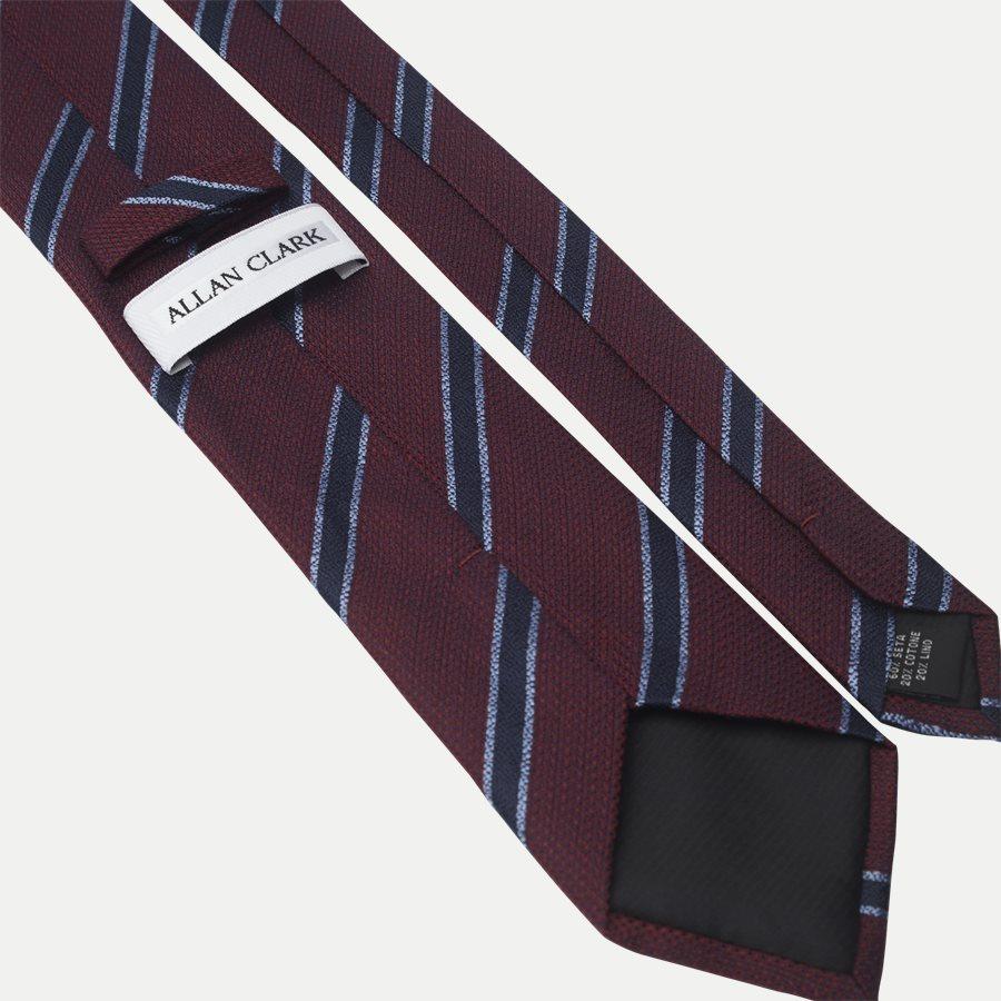 K1984 - Krawatten - BORDEAUX - 3