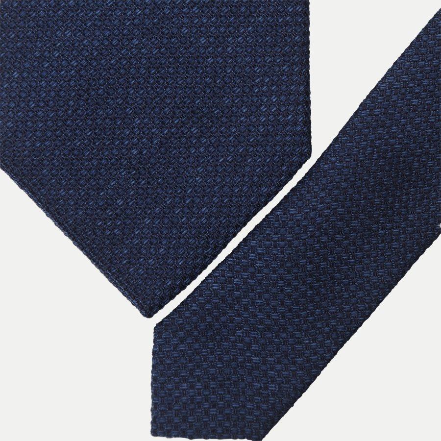K1959 - Krawatten - NAVY - 2
