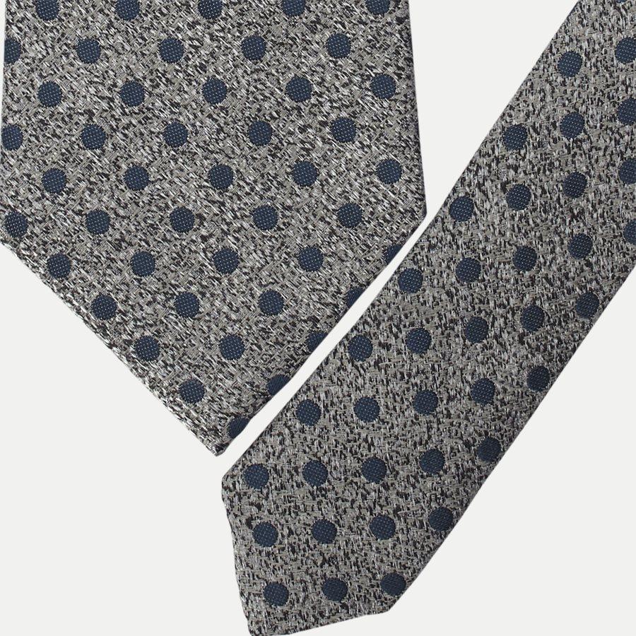 K1979 - Krawatten - GREY - 2