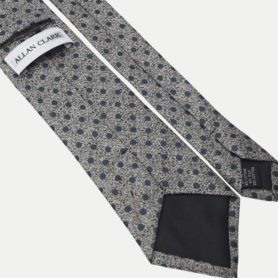 K1979 - Krawatten - GREY - 3