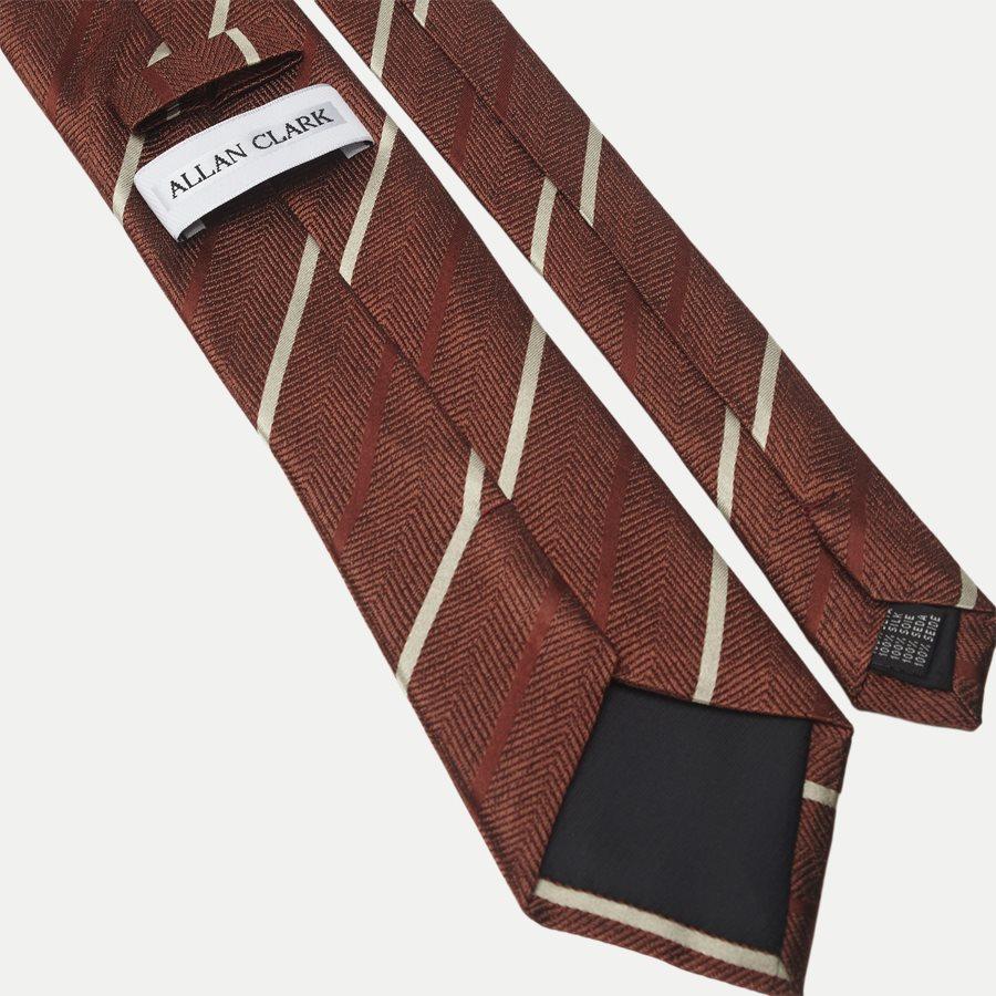 DES#288 - Krawatten - ORANGE - 3
