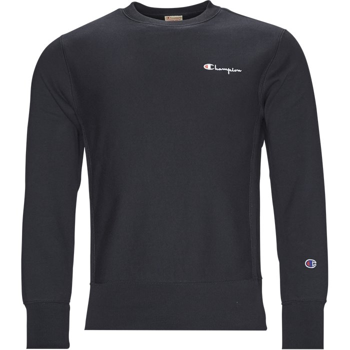 212577 Sweatshirt - Sweatshirts - Regular - Blå