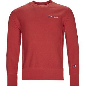 212577 Sweatshirt Regular | 212577 Sweatshirt | Rød