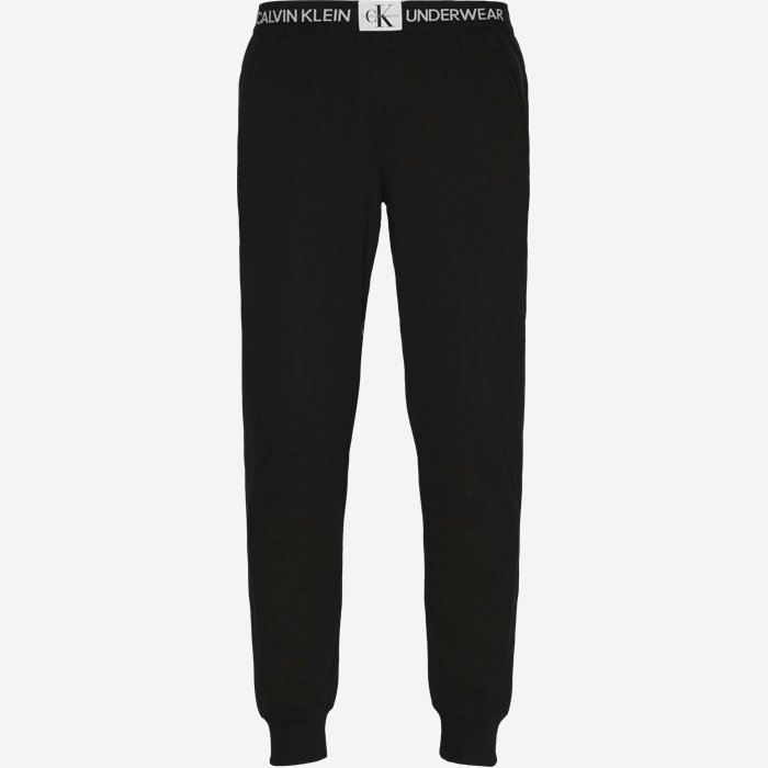 Jogger Pants - Bukser - Regular - Sort