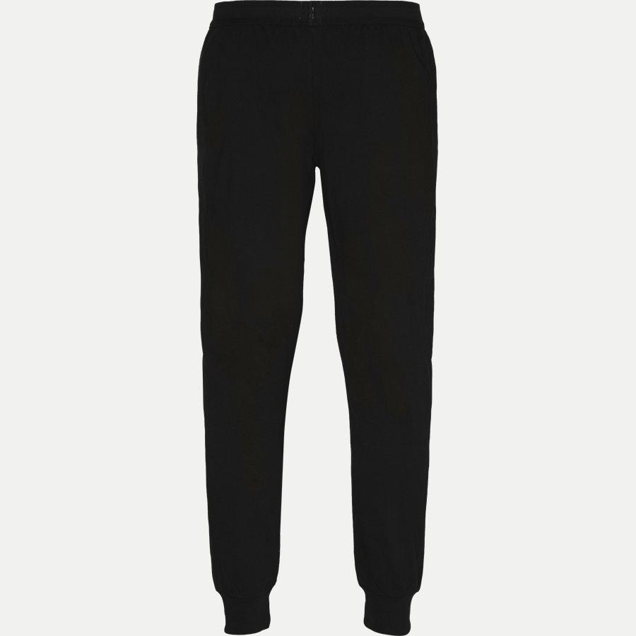 000NM1554E JOGGER - Jogger Pants - Bukser - Regular - SORT - 2
