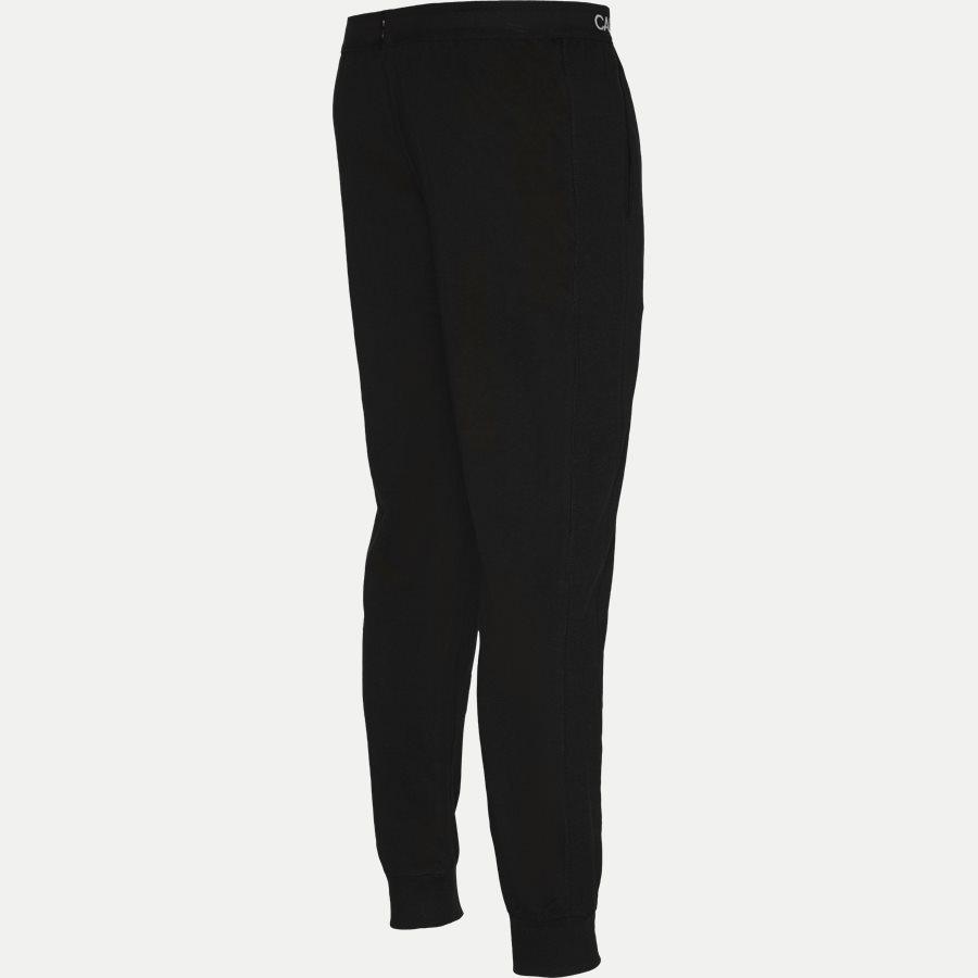 000NM1554E JOGGER - Jogger Pants - Bukser - Regular - SORT - 3