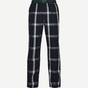 Sleep Pant Regular | Sleep Pant | Blå