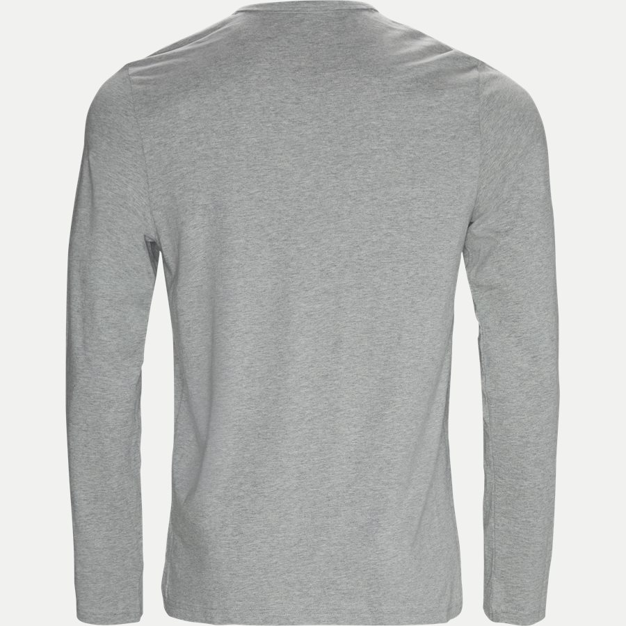000NM1575E LS CREW NECK - Langærmet T-shirt - T-shirts - Regular - GRÅ - 2