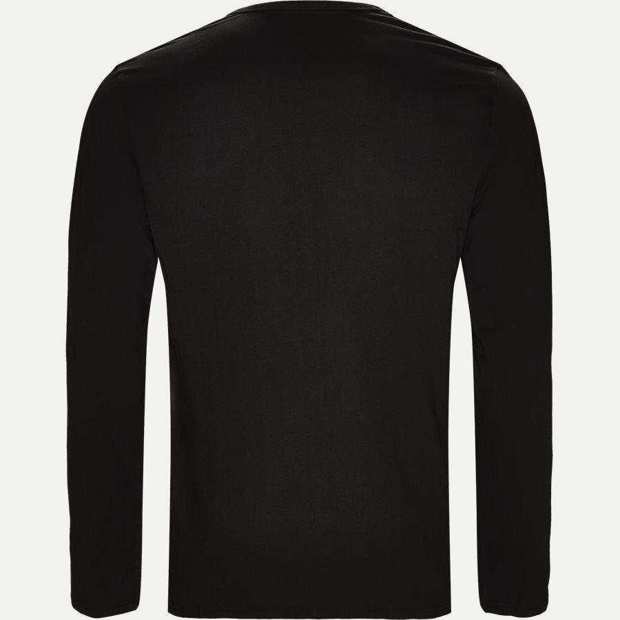 000NM1575E LS CREW NECK - Langærmet T-shirt - T-shirts - Regular - SORT - 2