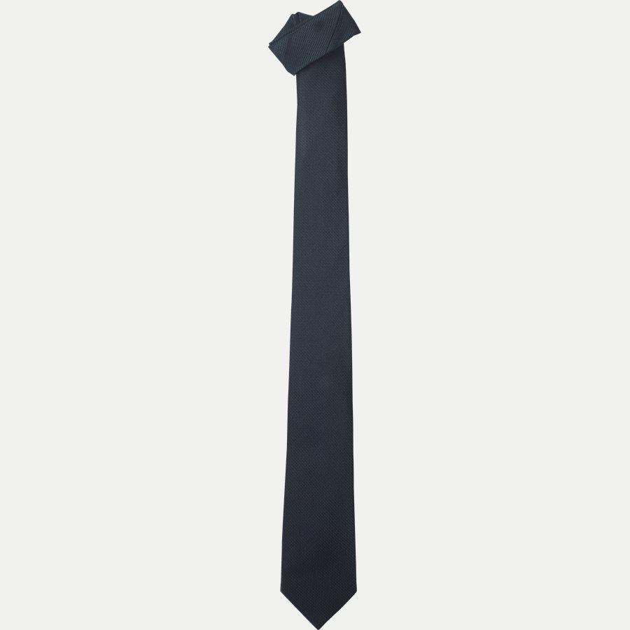 S544 - Krawatten - GREEN - 1