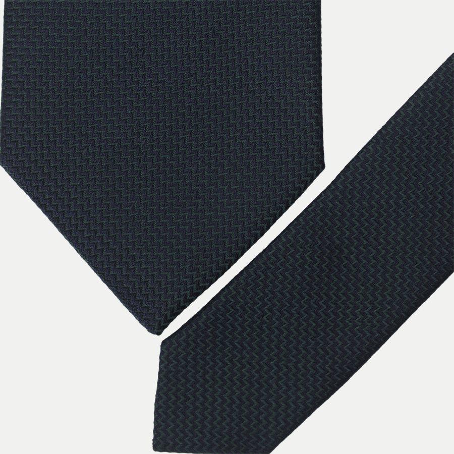 S544 - Krawatten - GREEN - 2