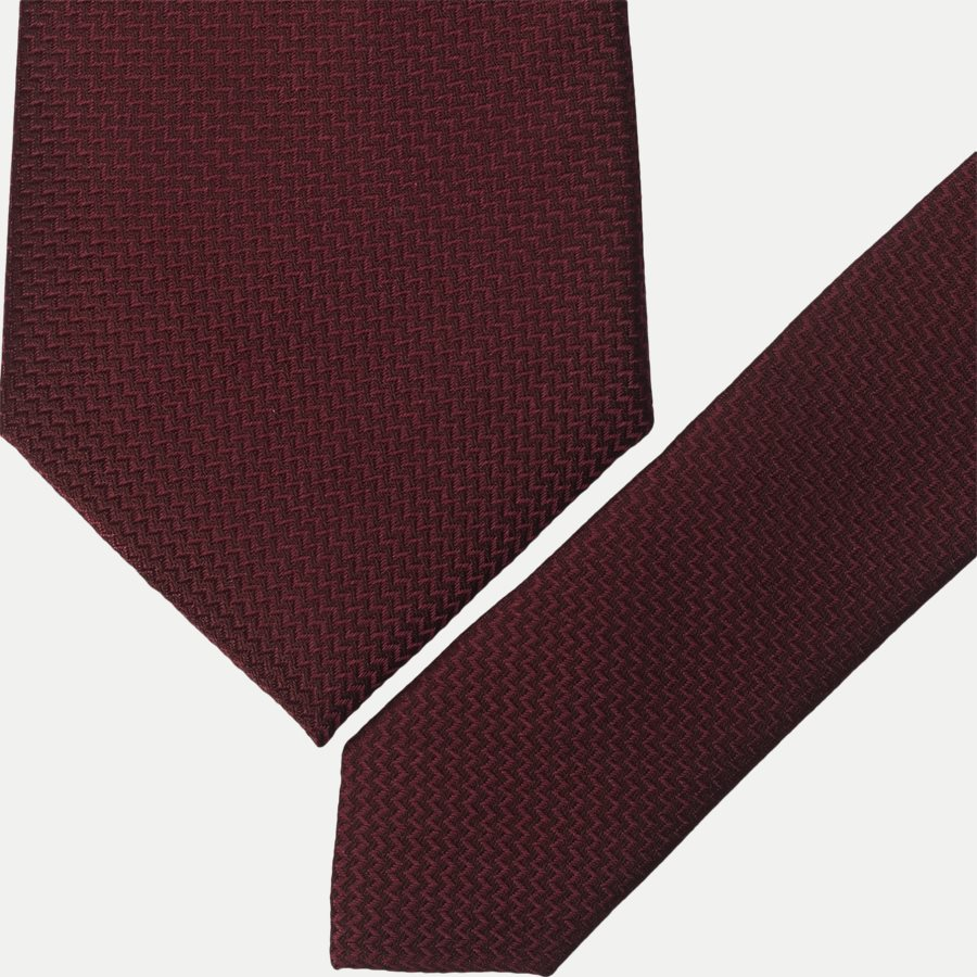 S544 - Krawatten - WINE - 2