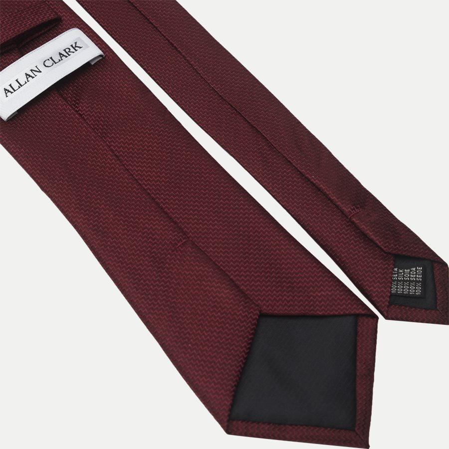 S544 - Krawatten - WINE - 3