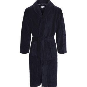 Hooded Robe Regular | Hooded Robe | Blå